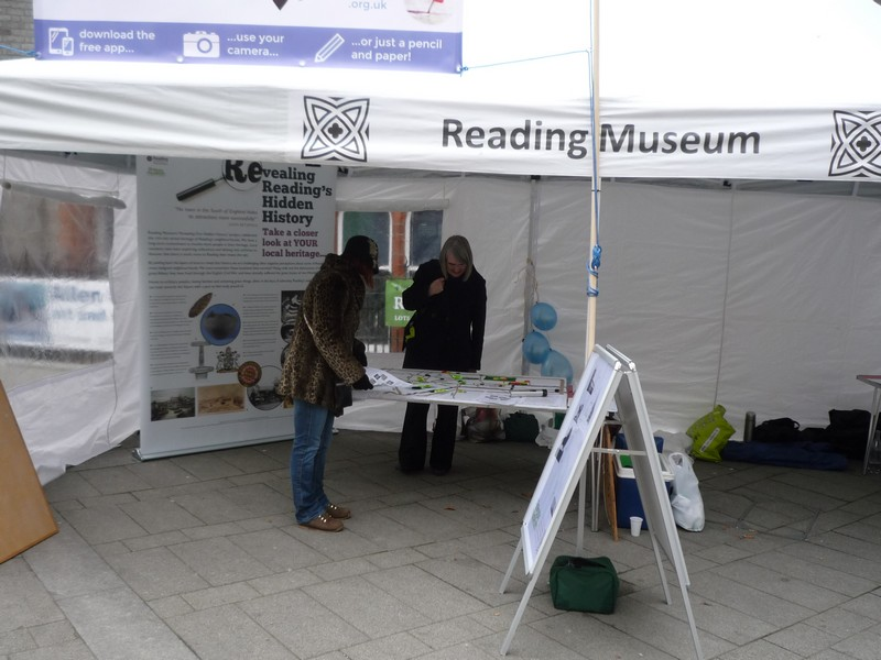 iopener marquee and visitors
